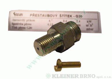 Montážní SET PB 4,7 KVART-CZ(110-0035)