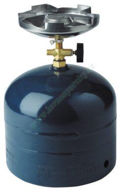 Vařič plynový 1-hořákový MEVA SOLO přímotlaký 2153 II. jakost(2153_II_jakost)