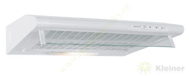 MORA OP 630 W - odsavač par pod skříňku, š=60 cm, bílá(OP630W)