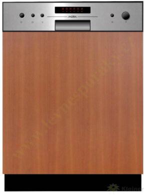 MORA VM 633 X - myčka vestavná 60 cm, nerez panel A++, A, A(VM633X)