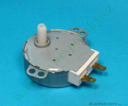 Motor otoč. talíře MT TYJ50-8A7 230V, 4W, 6 ot. ( shodné s 104213, 245389 )
