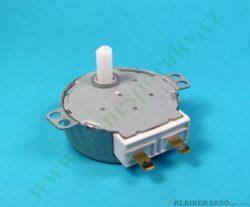 Motor otoč. talíře MT 49TYZ-A2 230V, 4W, 6 ot. ( shodné s 101360, 245389 )