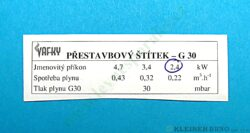 Montážní SET PB 2,5 KVART-CZ(110-0045)