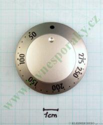 Knoflík termostatu - nerez-Tento náhradní díl je určen na níže uvedené výrobky. Seznam je pouze orientační, protože během výroby mohlo být na jednom výrobku použito několik různých nekompatibilních dílů se stejným určením. Uváděný údaj Article code ( Art c. ) je označení výrobku pro servis.