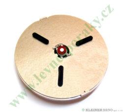 Plotna indukční var. panelu 200 mm 2330W EGO 75.08010.202 ( shodné s 263431 )