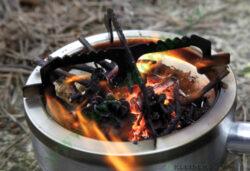 Vařič na tuhá paliva MEVA WOOD 1920(1920)