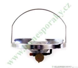 Vařič plynový 1-hořákový MEVA MAGNUM, piezo 2140P ( Cook 200FP )-Jednohořákový campingový vařič na propan-butan