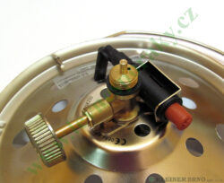 Vařič plynový 1-hořákový MEVA MAGNUM, piezo 2140P ( Cook 200FP )(2140P)
