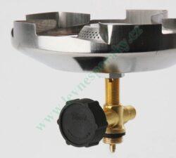 Vařič plynový 1-hořákový MEVA SOLO přímotlaký 2153(2153)