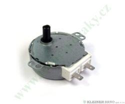 Motor otoč. talíře SM-16T 30V, 3W, 6 ot.(shodné s 256576,264468,264490,314546)-Pro MT01, 02, 03, 11