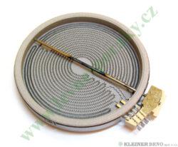 Těleso topné sálavé 210/175/120, 2300/1600/800W ( shodné s 642302, 642303 )-EGO 10.51314.079