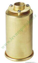 Hořák 65 kW MEVA 2260-Maximální teplota hoření cca 1610 °C