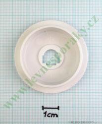 Rozeta knoflíku MKN67322 FW ( shodné s 228239, 375740 )( zrušeno bez náhrady )