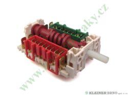 Přepínač trouby NGV-3 11HE-175 ( shodné s 296336 )