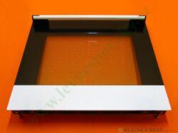 Dveře trouby - kompletní ME51100-W ( shodné s 420608 )