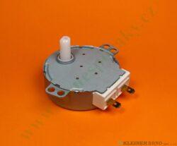 Motor otoč. talíře MT 49TYZ-A2 230V, 4W, 6ot. ( shodné s 101360, 104213 )