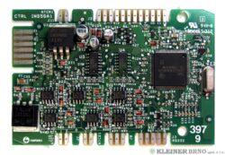 Elektronika ovládání indukčního generátoru 4500