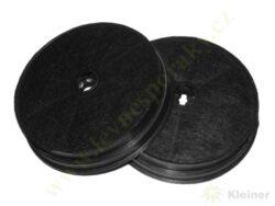 Filtry uhlíkové k odsavačům 5729, OT 610, OT 910 ( sada 2 kusů )