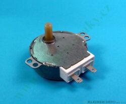 Motor otoč. talíře MW SM-16T, 30V, 3W 6ot.(shodné s 225450,256576,264490,314546)