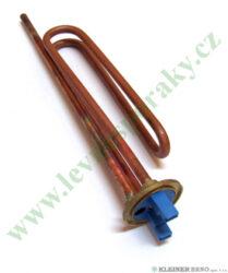 Těleso topné 2000W TEG délka jímky cca 270 mm ( shodné s 125639, 346898 )