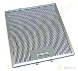 Filtr kovový digestoře 221x274x8 mm