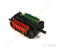 Přepínač trouby K44P EUREL ( shodné s 228637 )