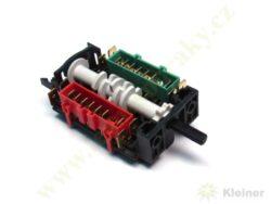 Přepínač troubový K35 11HE/024 ( shodné s 617742 )