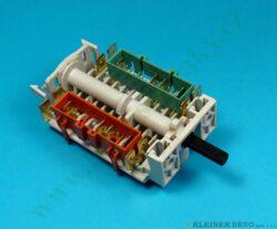 Přepínač troubový K11 ( 11HE/172 )( shodné s 228657 )