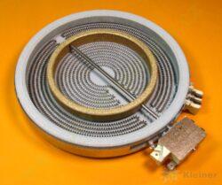 Těleso topné sálavé DUO D120/180, zrušeno-náhrada je 140062707025