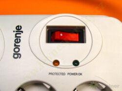 Přepěťová ochrana - multimedia 7 zásuvek ZES-7 TEL-TV(419653)