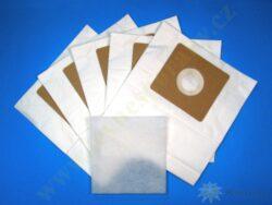 Papírové sáčky 5ks + 1 ks filtru, GB2 ( shodné s 570731 )