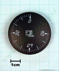 Knoflík termostatu 0-90°C