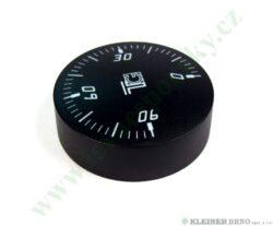 Knoflík termostatu 0-90°C(50050)