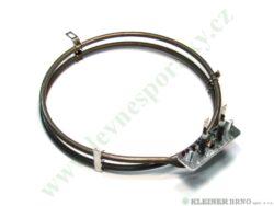 Topení kruhové 2000W, 230V Ardo ( lze použít za CA5C006A7 )