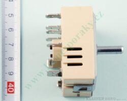Energoregulátor duozona L18, délka hřídele 17 mm ( shodné s 229654, 534152 )-EGO 50.55021.120