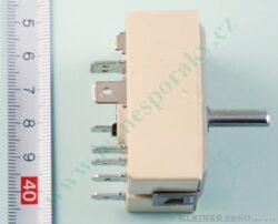Energoregulátor EV, délka hřídele 17 mm ( shodné s 373176, 379209, 398310 )-EGO 50.57021.140