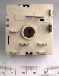 Energoregulátor dél. hřídele 22 mm (shodné s 398311,815265,850618,813051,812715)-Zrušeno bez náhrady - EGO 50.57021.142