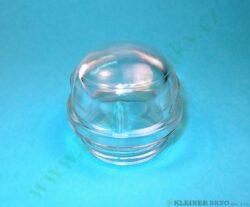 Kryt žárovky trouby skleněný - sklo ( shodné s 127576, 812277, 813924 )