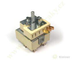 Energoregulátor a přepínač trojhnízda EC 7765-EGO 50.67021.901
