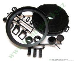 Filtr uhlíkový k odsavači DK go 600 E - balení 1 ks, potřeba 2 ks