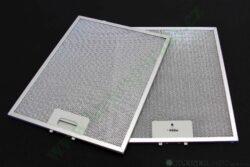 Filtr proti mastnotám - sada 2 kusů FPM 5710 ( shodné s 293355 + 293356 )-Levý a pravý filtr 268-249x320 mm