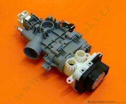 Topení + motor alt. LF, 1LF, 2LF...od V.2011 ( zrušeno bez náhrady )