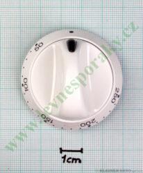 Knoflík termostatu 4CE-56B...KGE, bílý ( za C180180P3 )( zrušeno bez náhrady )
