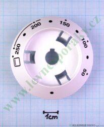 Podložka pod knoflík termostatu B bílá v=20 mm