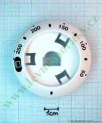 Podložka pod knoflík termostatu 2H... B bílá