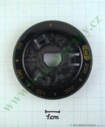 Podložka pod knoflík termostatu 2H... N Epoca tmavá ( zrušeno bez náhrady )