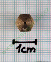 Tryska P.B. 0,65 ( za CPW000190, 120001065, C730006N0, C73B001A0 )(zrušeno)