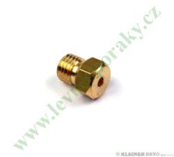 Tryska ZP 0,95-Tento náhradní díl je určen na níže uvedené výrobky. Seznam je pouze orientační, protože během výroby mohlo být na jednom výrobku použito několik různých nekompatibilních dílů se stejným určením. V závorce uváděný údaj je codigo ( označení výrobku pro servis ).  ASPES 2AP-31M B NAT (902021413) 2AP-31M TDF N (902021431) 2AP-31M X NAT (902021397) 2AP-4G B NAT (902021477) 2AP-4G TDF NA (902021495) 2AP-4G X NAT (902021459) 2CAI-4G NAT (902021510) 2CAI-4GS BUT (922020001) 2CAP-4G NAT (902021538) ...  EDESA 2CEP-31M NAT (902271866) 2CEP-4G L NAT (902271900) 2CEP-4G LT NA (902271884) 2CEP-4G NAT (902271928) 2CEP-5G NAT (902271946) 2EP-31M B NAT (902271571) 2EP-31M TDF N (902271599) 2EP-31M X NAT (902271483) 2EP-4G B NAT (902271651) 2EP-4G L X NA (902271615) 2EP-4G TDF NA (902271679) 2EP-4G X NAT (902271633) 2EP-4GARUSNAT (902271731) 2EP-4GBRUSNAT (902271713) 2EP-5G X NAT (902271697) ZEN-64SBUT (920270021) ZEN-CI4GSBUT (902270044) ZEN-CI4GSNAT (902270045) ZEN-CP4GSBUT (902270047) ZEN-I4GSXBUT (902270039) ZEN-I4GSXNAT (902270041) ZEN-P4GSXNAT (902270043)  MASTERCOOK 2CMI-4GLS (902471622) 2CMI-4GLS B (902472275) 2CMI-5GLST (902471908) 2CMP-4GLS (902471613) 2MID-4GLST B (902472284) 2MIE-4GLS B (902471668) 2MIE-4GLS B (902471668) 2MIE-4GLS X (902471677) 2MIE-4GLS X (902471677) 2MIE-5GLX/RO (902470945) CMPW-4GL (902471837) CMPW-4GLS (902471828) GB64I X NAT (902470801) GB64SI B NAT (902470678) GB64SI X NAT (902470669) GC64SI (902470927) GC64SI/RO (902470936) GCB64SI NAT (902470712) GCF64I (902471917) GCF64SI (902471926) GCF64SI L (902470009) GCI64SI (902470028) GR64SI B NAT (902470687) GR64SI N NAT (902470696) KEG4003B DYN (920472598) KEG4003ZB DYN (920470038) KEG4030B DYN (920472614) KEG4030BDYNRU (920473454) KEG4315XDYN (920470194) KEG4330B DYN (920472623) KEG4331B DYN (920474211) KEG4331ZB DYN (920470035) KEG4335B PLUS (920470885) KEG4350BPLUS (920472632) KEG4360BDYN (920472605) KEG4361B DYN1 (920474220) KEG4361ZB DYN (920470004) KG1319B PLUS (920470251) KG1319X