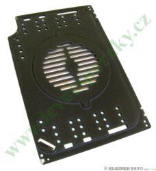 Kryt ventilátoru samoč. H, 1H, 2H, 3H (za C91A004B9) ( zrušeno bez náhrady )