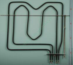 Těleso topné horní H, 1H, 2H, 3H, od XII./96 + jímka termostatu ( za CA5A006A5 )-Tento náhradní díl je určen  na níže uvedené výrobky. Seznam je pouze orientační, protože během výroby mohlo být na jednom výrobku použito několik různých nekompatibilních dílů se stejným určením. V závorce uváděný údaj je codigo ( označení výrobku pro servis ).  ASPES H1-1101 B (901020309) H1-1101 N (901020372) H1-1110 B (901020719) H1-1110 N (901020728) H1-1113 B (901020737) H1-1113 N (901020746) H1-1115 B (901020041) H1-1115 N (901020069) H1-1401 B (901020121) H1-1401 N (901020130) H1-1410 B (901020149) H1-1410 N (901020158) H1-1411 B (901020167) H1-1411 N (901020176) H1-1412 B (901020185) H1-1412 N (901020201) H1-1413 B (901020265) H1-1413 N (901020292) H1-1414 B (901020755) H1-1414 N (901020764) H1-1415 B (901020773) H1-1415 N (901020782) H2-1101 N (901020498) H2-1101B (901020345) H2-1102B (901021709) H2-1110 B (901020504) H2-1110 N (901020559) H2-1110 X (901020951) H2-1113 B (901020568) H2-1113 N (901020791) H2-1113 X (901020979) H2-1114B (901020808) H2-1114N (901020817) H2-1114X (901020826) H2-1401 B (901020835) H2-1401 N (901020844) H2-1401B SET (901020942) H2-1410 B (901020871) H2-1410 N (901020880) H2-1410 X (901020960) H2-1411 B (901020853) H2-1411 N (901020862) H2-1413 B (901020899) H2-1413 N (901020906) H2-1413 X (901020988) H2-1414 B (901020915) H2-1414 N (901020924) H2-1414 X (901020933) EDESA 2H-105 (901271350) 2H-105 N (901271369) 2H-115 (901271378) 2H-115 LX (901271396) 2H-115 N (901271387) 2H-120 (901271403) 2H-120 I (901271181) 2H-120 LX (901271421) 2H-120 N (901271412) 2H-130 (901271966) 2H-130 I (901271886) 2H-130 N (901271975) 2H-140 (901271430) 2H-140 I (901271573) 2H-140 LX (901271458) 2H-140 N (901271449) 2H-145 (901271467) 2H-145 I (901271485) 2H-145 N (901271476) 2H-150 (901271984) 2H-150 I (901272000) 2H-150 N (901271993) 2H-170 (901272019) 2H-170 I (901272037) 2H-170 N (901272028) 2H-175 (901271519) 2H-175 I (901271537) 2H-175 N (901271528) 2HC-105 (9012715